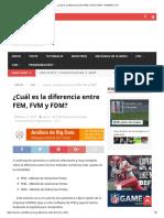 ¿Cuál Es La Diferencia Entre FEM, FVM y FDM_ – NAVIERS
