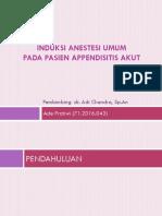 Manajemen Anestesi Pada Eklampsia Nadia Khoirunnisa Pasaribu (712016072) (1)