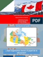 Modelo Educativo Canada Maestría en Educación