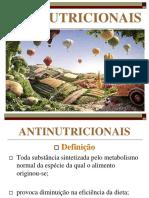 Antinutrientes, Inibidores de Proteases