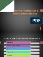 3. Sol y Arquitectura