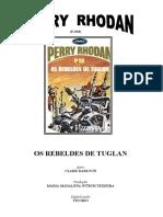 P-018 - Os Rebeldes de Tuglan - Clark Darlton