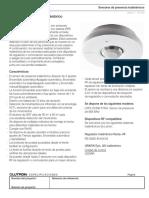 Radio Powr Savr Spec Spanish.pdf