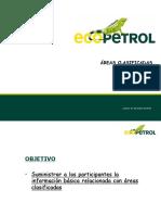 251462736 Areas Clasificadas Ecopetrol