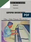 NOCTURNO EN C#m. Para piano. Gerardo Betancourt