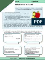 5to Grado - Español - El guion teatral.pdf