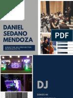 Daniel Sedano Mendoza