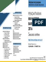 Brosur PPs UNM Maba Koran 2016