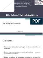 DISTÚRBIOS HIDROELETROLÍTICOS-2017.pptx