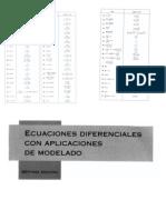 Libro - Ecuaciones Diferenciales - Dennis Zill
