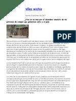 2017-01-10 Salta Muertes de Niños Wichis