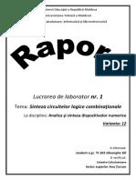 Asdn Lab. Nr. 1 g.s.1