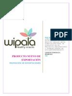 promocion exportacion