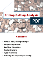 Cutting Analysis Part
