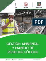 Gestion Ambiental y Manejo de Residuos Solidos
