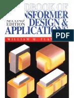 Handbook of Transformer Design & Applications - William M. Flaganan 2nd Edition (1993)