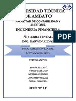 Algebra Lineal Expo