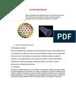 Los Nanomateriales