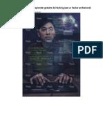 Lista de Sitio Web Para Aprender Gratuito de Hacking (Ser Un Hacker Profesional)