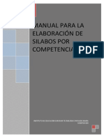 MANUAL ELABORACION DE SILABO 2014.pdf