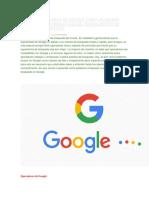 Utilice La Búsqueda de Google Como Un Hacker Profesional