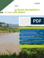 Reducing  flood