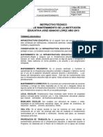 INSTRUCTIVO-TÉCNICO-PLAN-DE-MANTENIMIENTO-ESCOLAR-IEJIL-2013.pdf