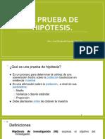 LA PRUEBA DE HIPÓTESIS.pptx