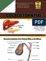 COLECISTOPATIAS