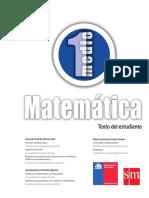 Matematica 1ro Sec
