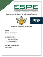 Proyecto Flecha Pacheco Guerrero