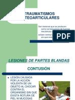 18_TRAUMATISMOS_OSTEOARTICULARES