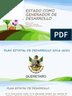 Estado Como Generador de Desarrollo