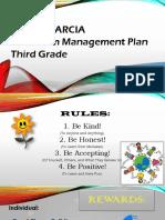 artifact - classroom management plan