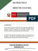 Casopractico-Ministerio de Cultura