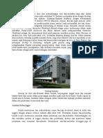 Bauhaus Merupakan Ikon Dari Perkembangan Seni Dan