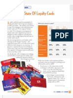 SW Report 09 Loyalty Cards