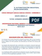 Proyecto Final Jorge Garcia