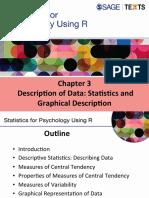Descriptive Statistics and Graphs