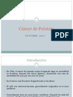 CA de Próstata