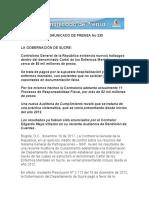 Contraloría evidencia nuevos hallazgos por cartel de los enfermos mentales en Sucre