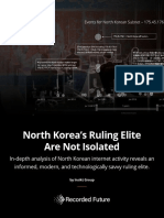 North Korea's Ruling Elite Are Not Isolated