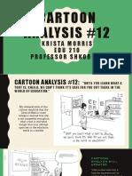 cartoon analysis 12