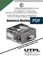 Trip Quimico Biologicas Distancia