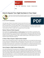 The Math Dude _ How to Square Two-Digit Numbers in Your Head __ Quick and Dirty Tips ™