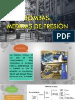 Bombas Medidas de Presion
