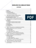 Estudio Hidrologico Pomasi Final