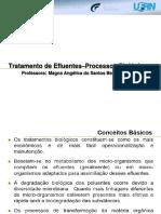 DEQ0353- Aula 16 Processos Biolgicos