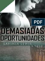 Lavinia Lewis - Demasiadas oportunidades.pdf