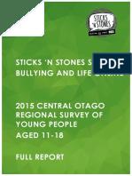 SnS Life Online Survey Report 2015